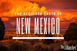 Acquired Taste of New Mexico