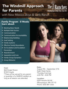 The Windmill Approach to Parenting Classes