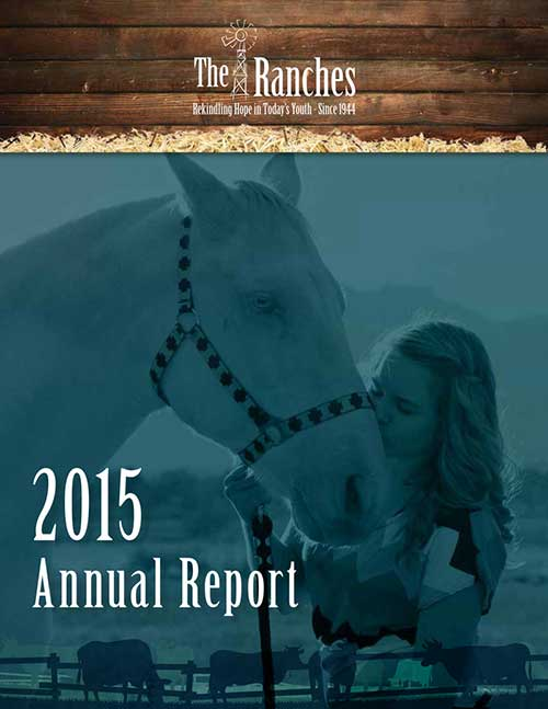 2015 Annual Report The Ranches