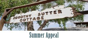 Summer Appeal 2018 - The Ranches