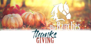 Thanksgiving Appeal 2018