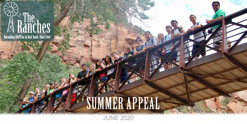 The Ranches - Summer Matching Appeal